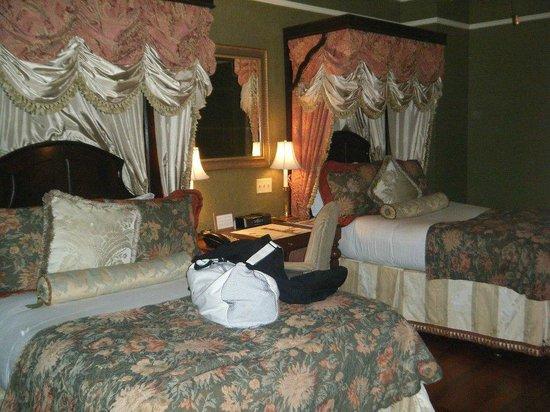 The Ritz-Carlton, New Orleans: Club Room