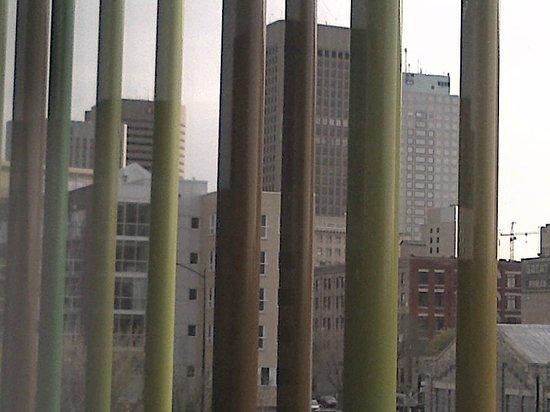 Mere Hotel: Third floor room view