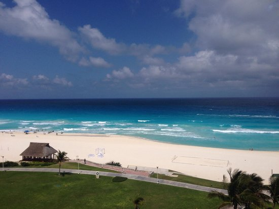 Iberostar Cancun: View from room