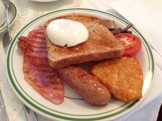 Celtic Hotel : breakfast