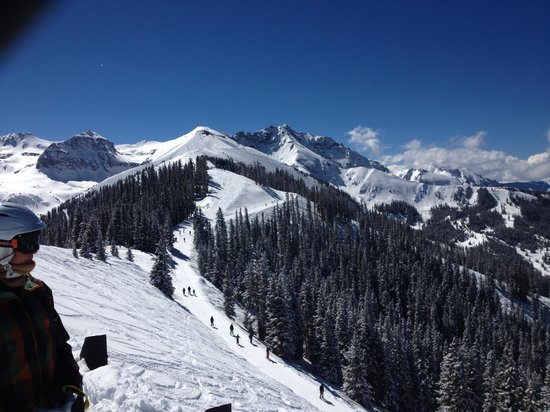 Madeline Hotel and Residences: Ski Slopes of the San Juan Mountains