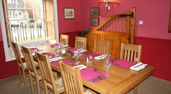 Fox & Hounds Country Inn: Private dining room