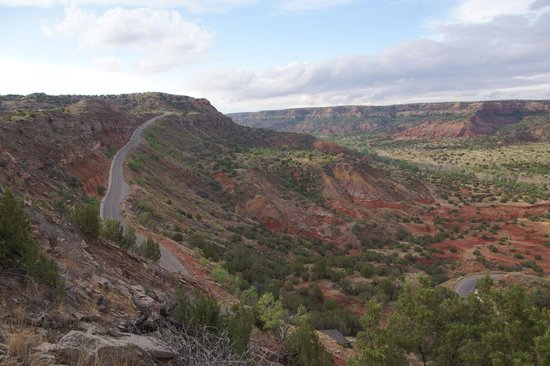 Palo Duro Canyon State Park : Park Rd 5