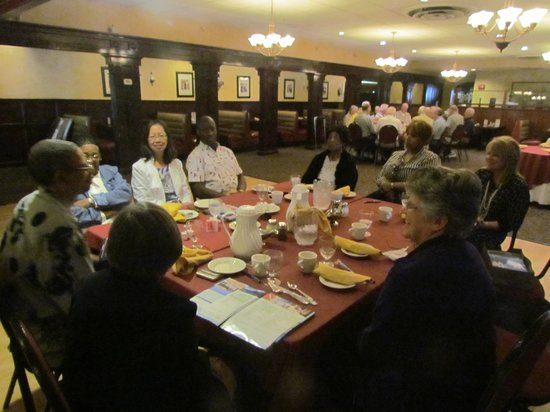 Marco Polo Restaurant Banquets: group luncheon