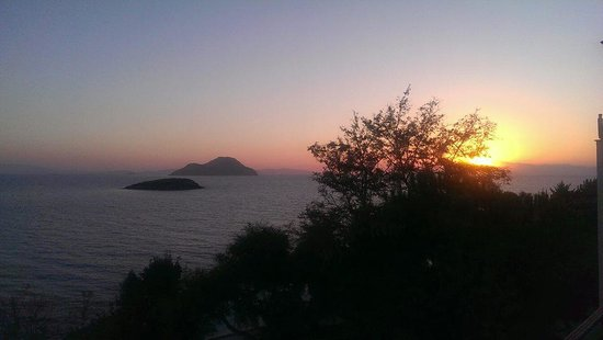 Kadikale Resort: Sunset