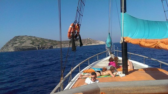 Kadikale Resort : Boat Trip