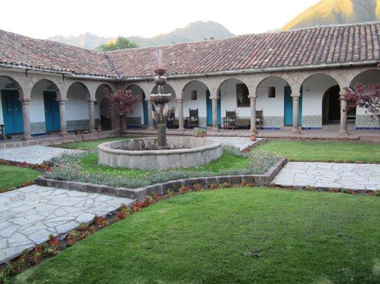 San Agustin Monasterio de la Recoleta Hotel: front of hotel