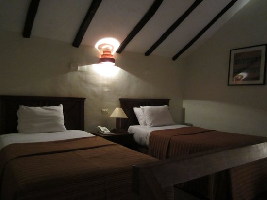 San Agustin Monasterio de la Recoleta Hotel: bedroom