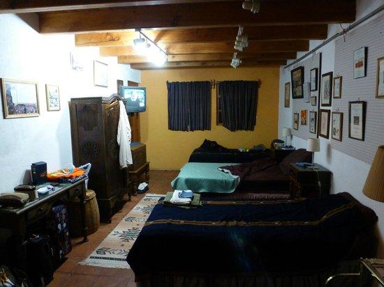 Posada Los Encuentros : Our room