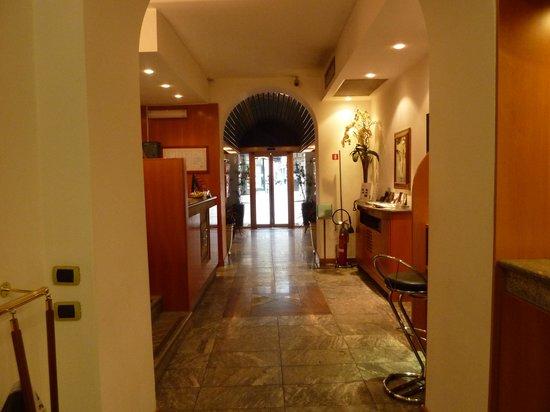 Hotel Fenice: ロビー