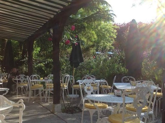 Restaurant Les Nymphéas: Beautiful on a warm sunny day