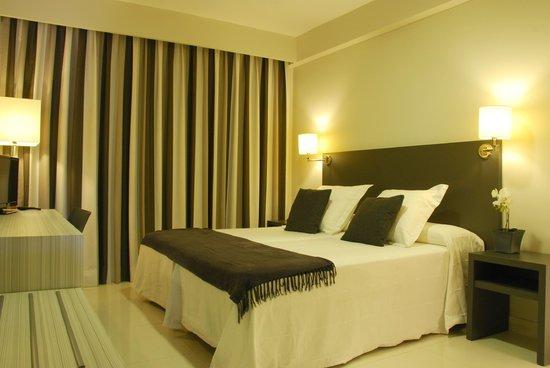 Hotel Los Robles : La habitación que nos tocó