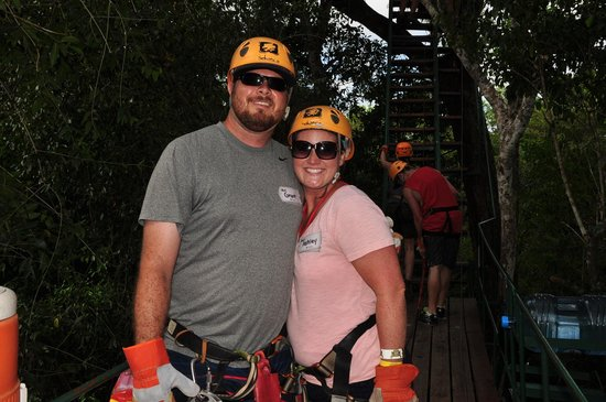 Selvatica: Hanging out in the trees!