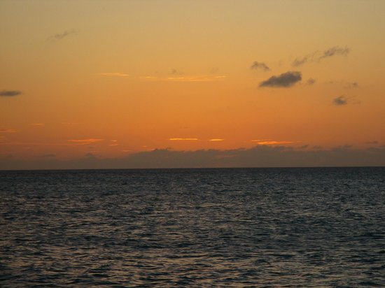Club Med Turkoise, Turks & Caicos : Sunset cruise view