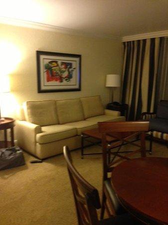Bonaventure Resort & Spa: Livingroom