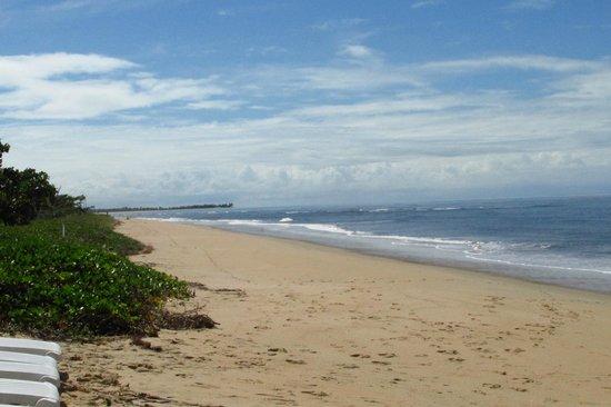 Costa Brasilis All Inclusive Resort & Spa : praia deserta