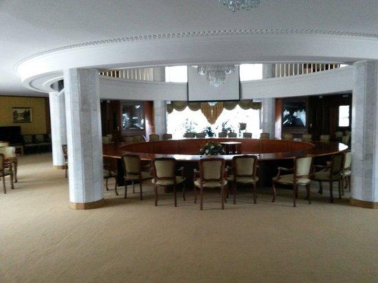 Bor Hotel Complex: Купольный зал