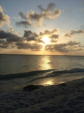 Tamarijn Aruba All Inclusive: Sunset