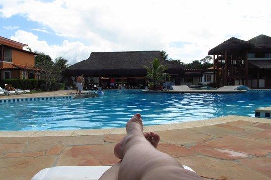 Costa Brasilis All Inclusive Resort & Spa : piscina principal
