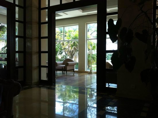 La Sapinette Hotel Dalat: sảnh
