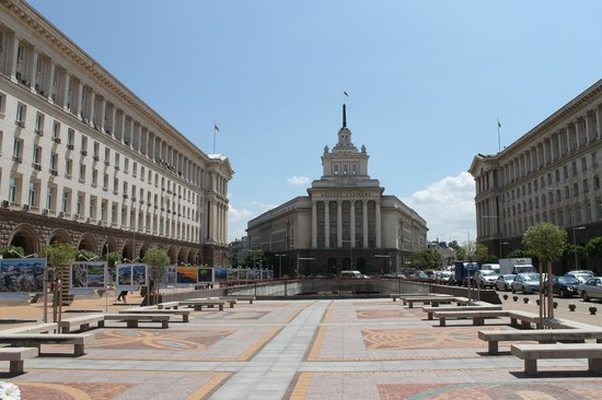 Former Bulgarian Communist Party Headquarters, Sofia