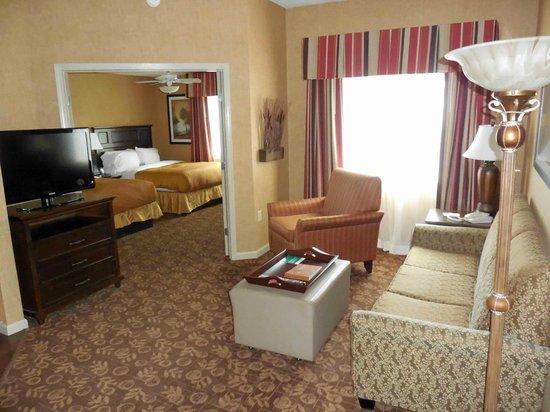 Homewood Suites Syracuse/Liverpool : Main Area