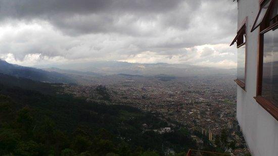 Sofitel Bogota Victoria Regia : View of Bogota