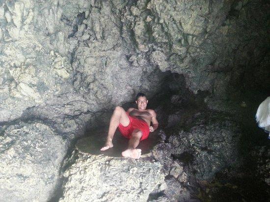 Xtabi Resort : Caves
