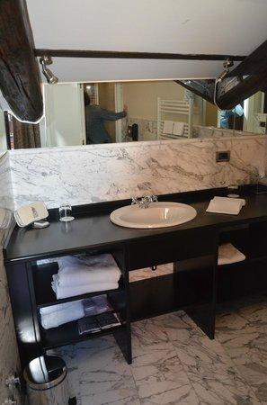 Aqua Palace Hotel : Banheiro super confortável