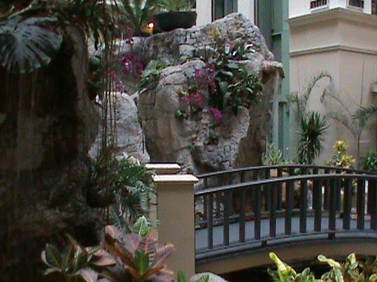 Embassy Suites by Hilton Fort Lauderdale 17th Street: Inner Courtyard