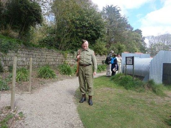 Trengwainton Garden: Dig for Victory