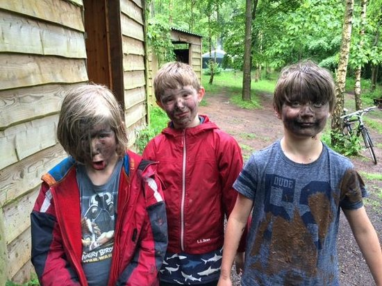 Woodland Tipis and Yurts: Lord of the Flies comes to Hereford