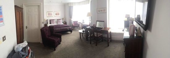 The Redstone: Our Room