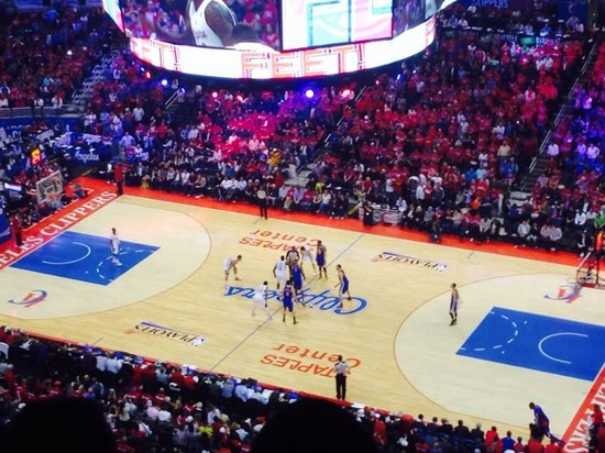 Staples Center: NBA game