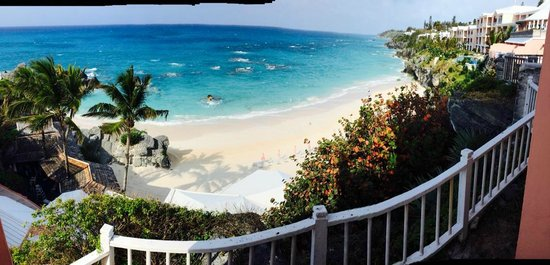 The Reefs: View from our room