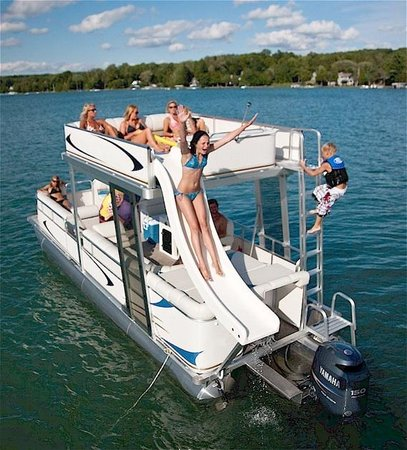 Blue Waterways Boat Rentals