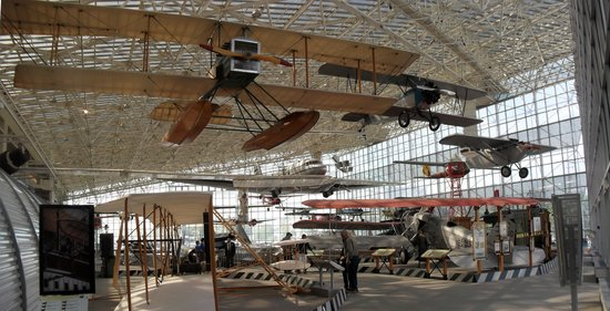 The Museum of Flight : Great Hall