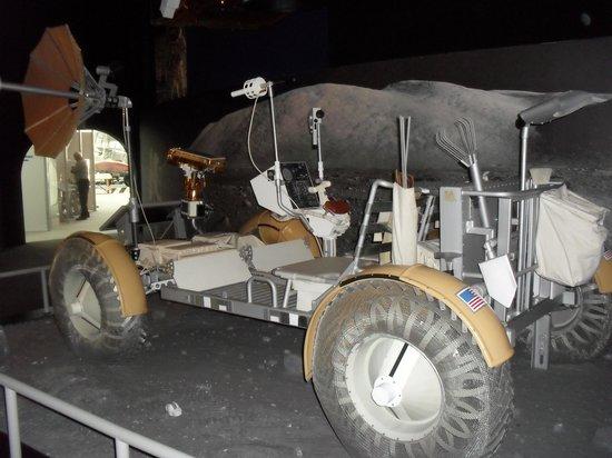 The Museum of Flight : Lunar Rover