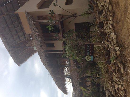 The Maderas Village: Main building
