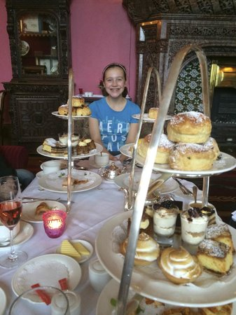 Adare Manor: Afternoon Tea at the Manor
