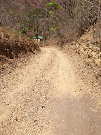 The Maderas Village: Walk to the beach
