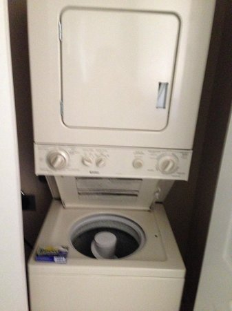 Regal Palms Resort & Spa: Apartment sized washer/dryer