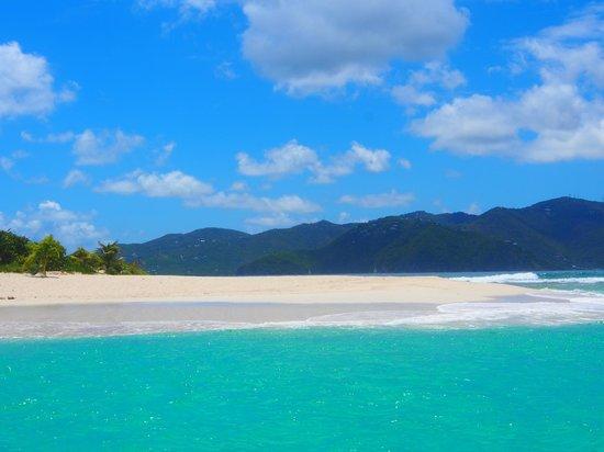 Cruz Bay Watersports: Sandy Spit