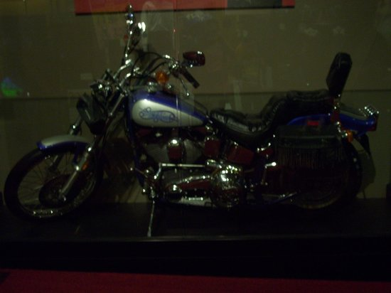 Country Music Hall of Fame and Museum: motorcylce