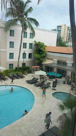 Piscina  Hampton Inn & Suites San Juan