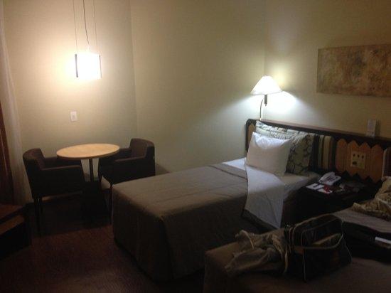 Golden Tower Hotel: My room