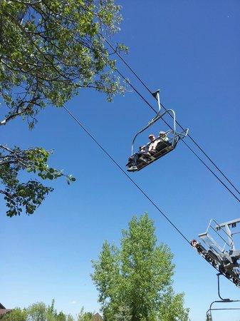 Cheyenne Mountain Zoo: Sky Ride