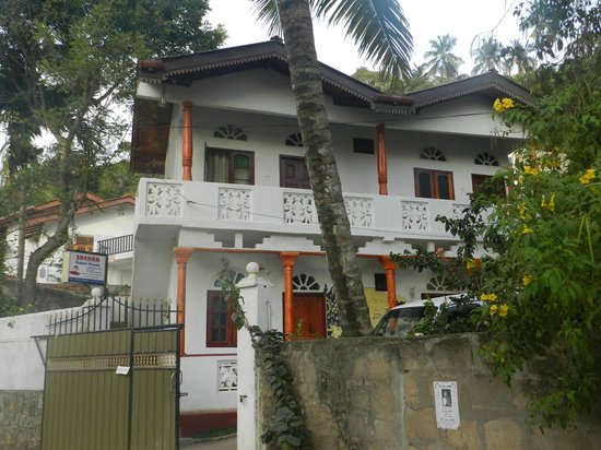 Shehan Guest House: one of the buildings