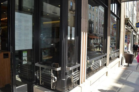 Hotel Manoir Victoria: Restaurant Chez Boulay