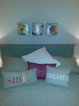 Carolina Winds : Master Bedroom